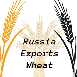Russia Wheat Export