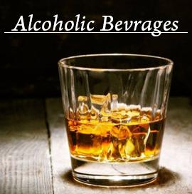 Alcoholic Beverages Imports