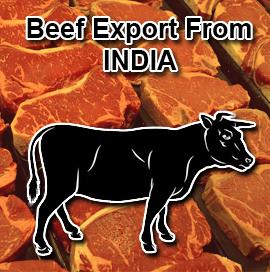 Beef Export Infographic