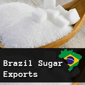 Brazil Sugar Exports
