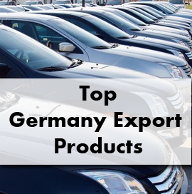 Germany Export Products