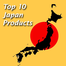 Japan Export Products