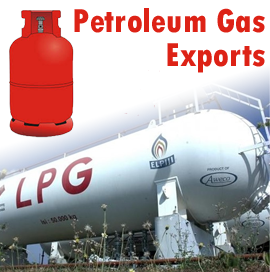 Petroleum Gas Exports
