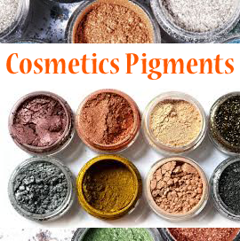 cosmetic pigments trade