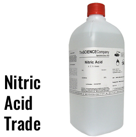 Nitric Acid Trade