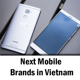 Vietnam Mobile Exports