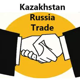 Russia Kazakhstan Trade