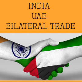 India-UAE Bilateral Trade