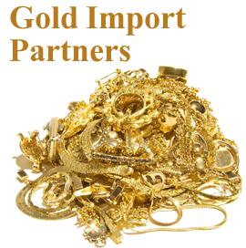Gold Import Data