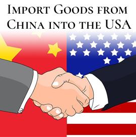 import goods china usa