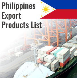 Philippines Export Data