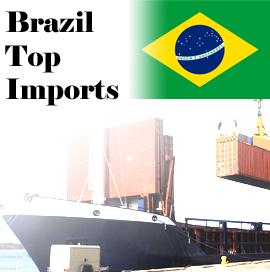 Brazil Import Data