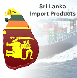 Sri Lanka Import Data