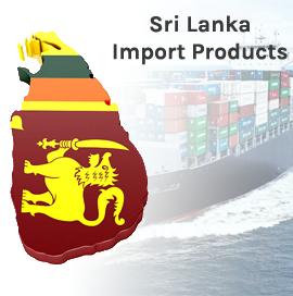 Sri Lanka Import Data