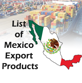 Mexico Export Data