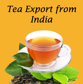 Tea Export Data