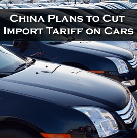 Car Import China