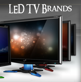 LED TV Brands