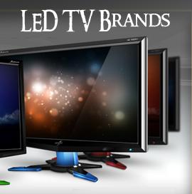 LED TV Brands