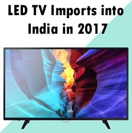 LED TV Import