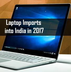 Laptop Import Statistics