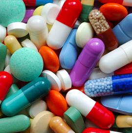 India-China Pharmaceuticals