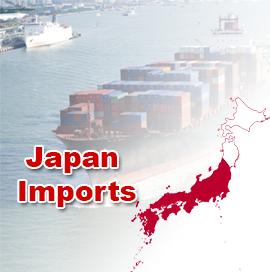 Japan Import Data