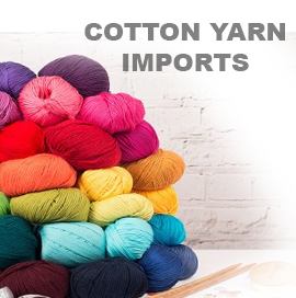 China Cotton Yarn Import