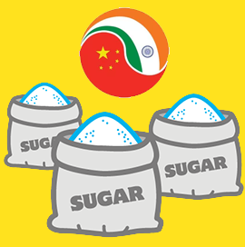 India-China Sugar Trade