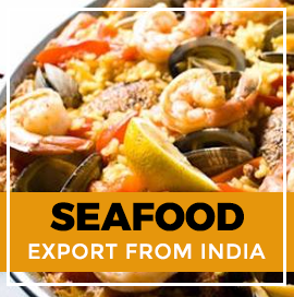 Seafood Exporters in India