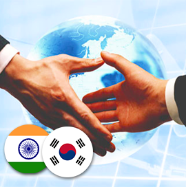 India-South Korea Bilateral Trade