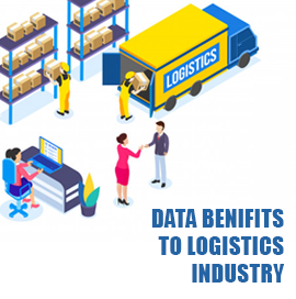 Data Benefits to Logistics Industry