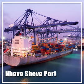 Port of Nhava Sheva
