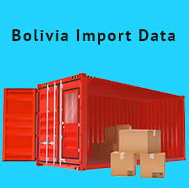Bolivia Import Data