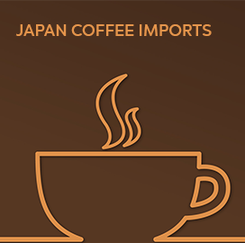 Japan Coffee Imports