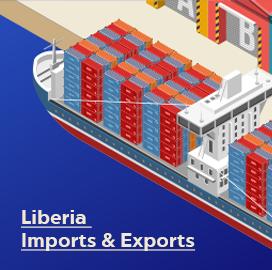 Liberia Import Export Data