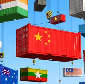 Asia Trade Data