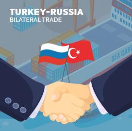 Turkey Russia Trade Data