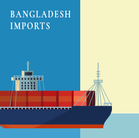 Bangladesh Import Data