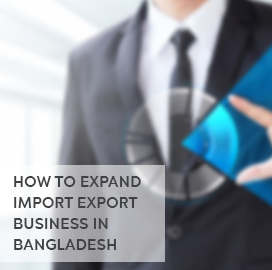 Bangladesh Import Export Data