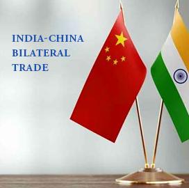 India China Trade Data