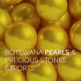 Botswana Export Data