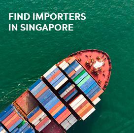 Singapore Import Data