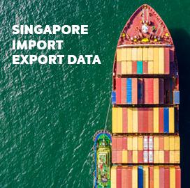 Singapore Import Export Data