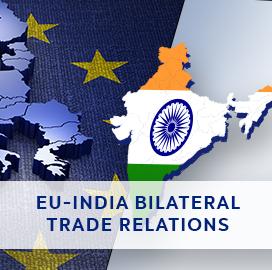 EU India Trade Data