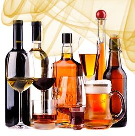 Alcoholic Beverages India