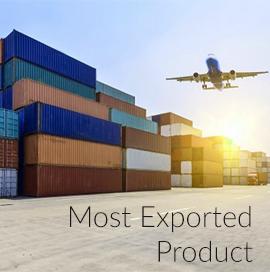 Maximum Exported Goods