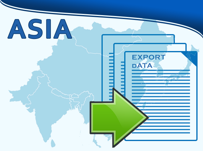 Asia Trade Data – Find Import Export Data of Asian Countries