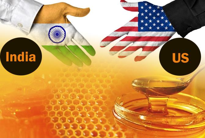 India Exports Honey