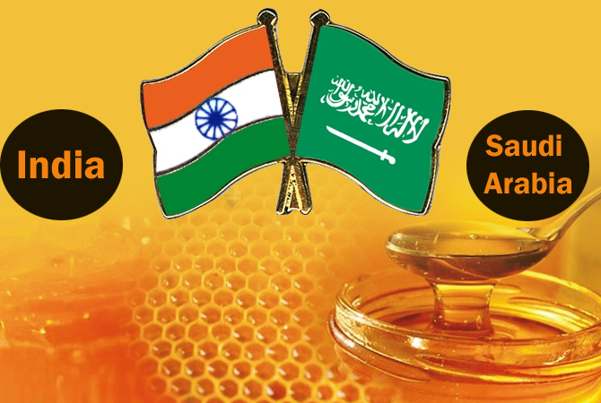 India Exports Honey to US